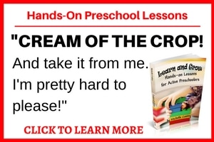 Homeschool Preschool Curriculum