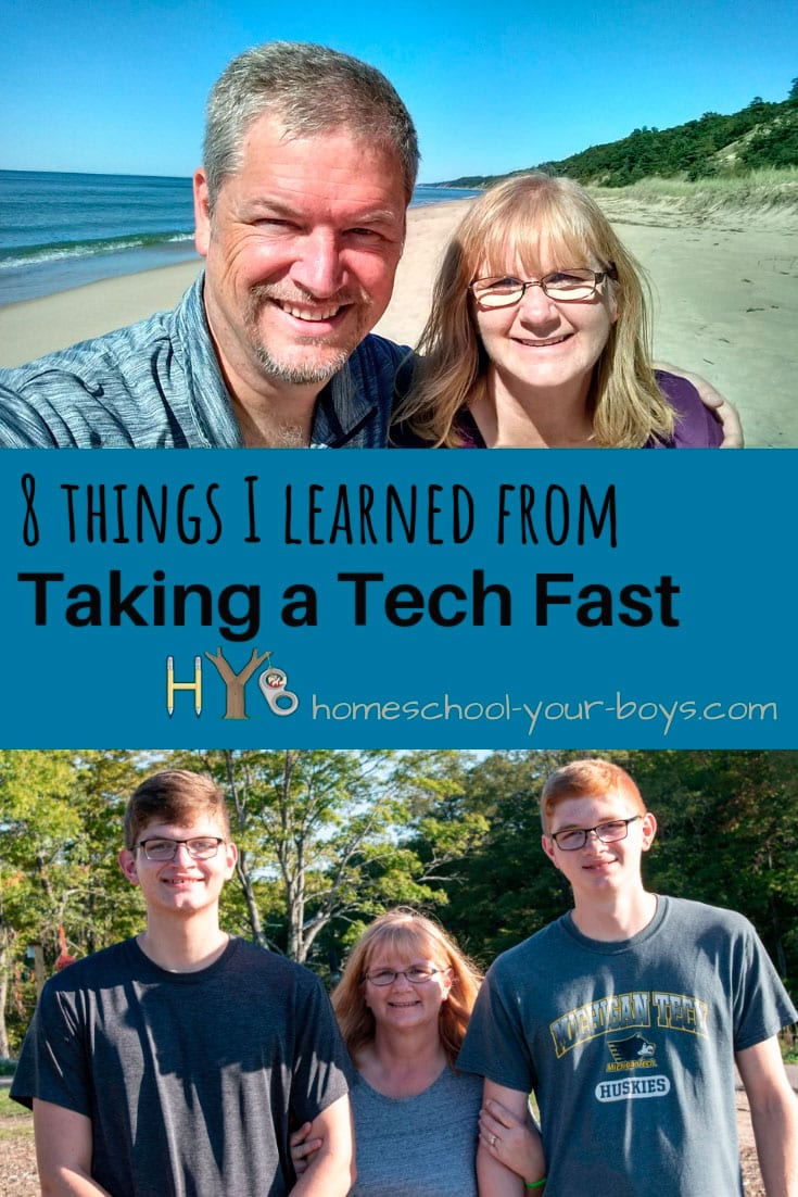 8 Things I Learned from Taking a Tech Fast
