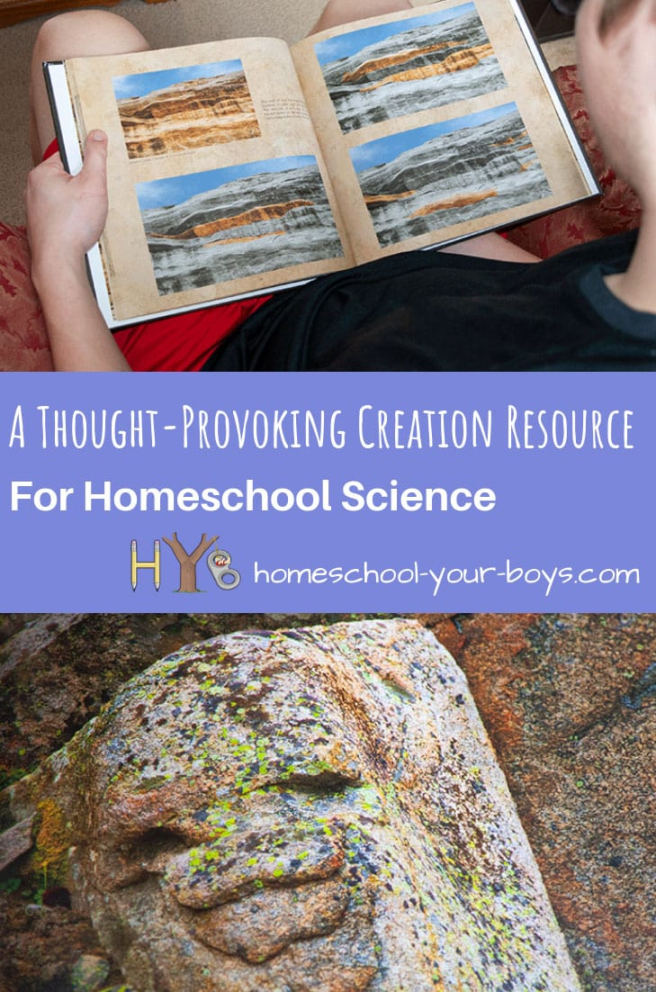 A Thought-Provoking Creation Resource for Homeschool Science