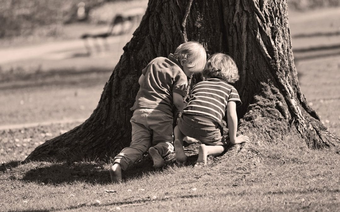9 Simple Steps to Help Resolve Sibling Rivalry