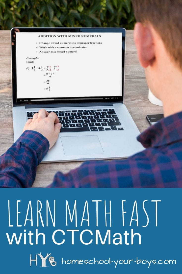 Learn Math Fast with CTCMath