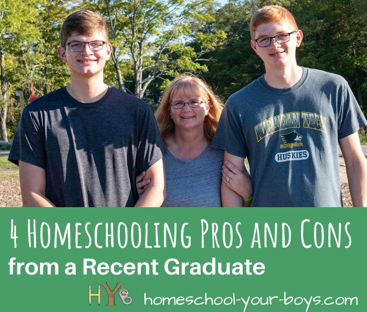 Homeschooling Pros and Cons from a Recent Graduate