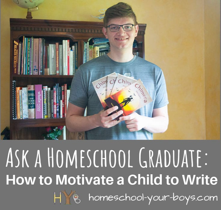 How to Motivate a Child to Write