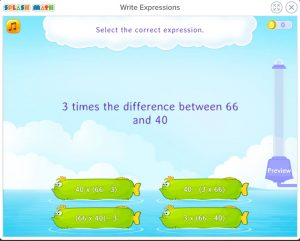 Looking for fun ways to fit math practice into your day? Splash Math is a great option whether it's summer or during the school year. Try their FREE Trial!