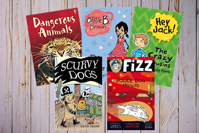 13 Easy Reader Books to Help Kids Get Unstuck