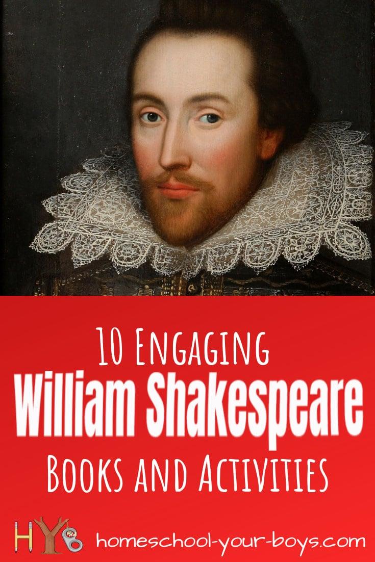 William Shakespeare Books