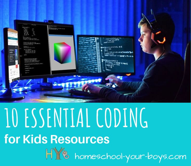 Got a kid who loves gaming? Want to teach him a valuable skill which goes along with this interest? Here are 10 coding for kids resources they'll love!